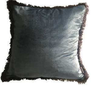 Image of cushion cover shiny velvet