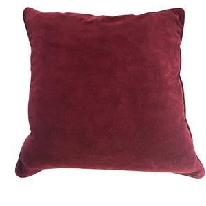 Bilde av cushion cover velvet matt